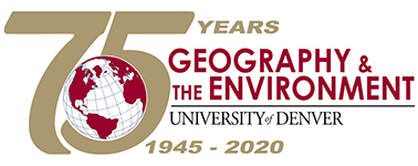 75 years of geography & the environment