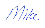 Mike Keables Signature