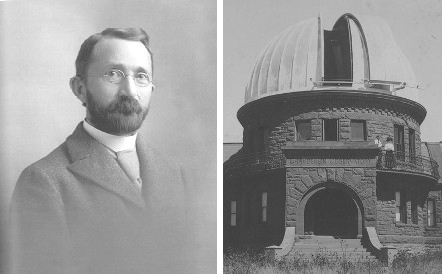 Herbert Howe and the Chamberlin Observatory