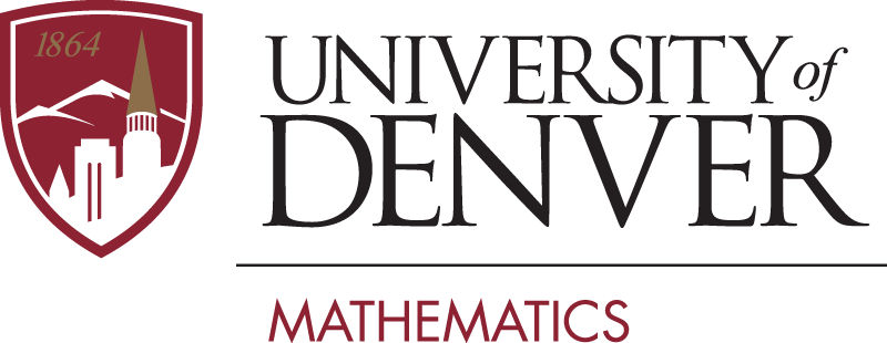 du mathematics department logo